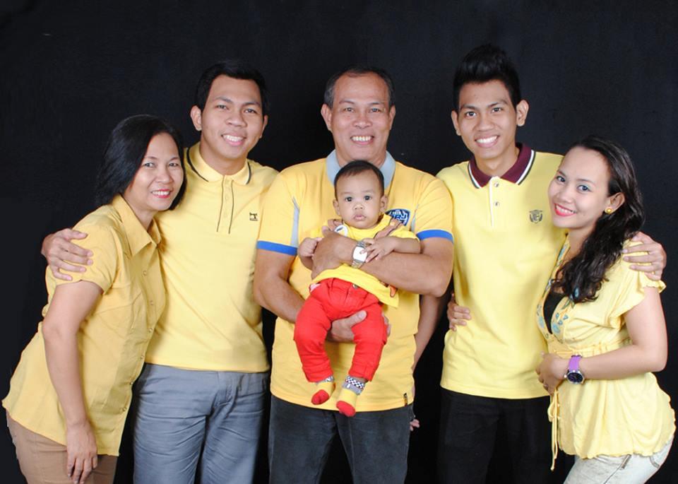 Ed amper family pic
