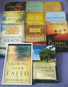 Books by Jerry Bridges