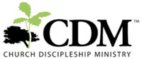 Church Discipleship Ministry  Logo